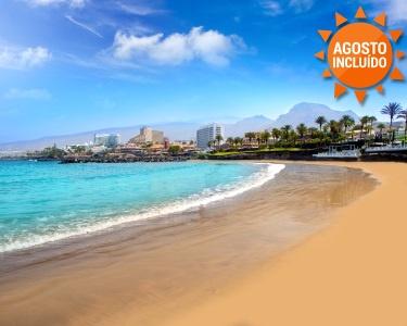 Tenerife | 5 ou 7 Noites em Apartamento com Tudo Incluído