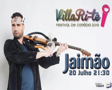 Jaimão - Festival de Comédia 2013 no Villaret