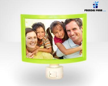 Luz de Presença Personalizada com Foto