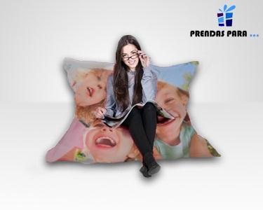 Almofada Puff  Personalizada | 1m x 1m de Conforto & Originalidade