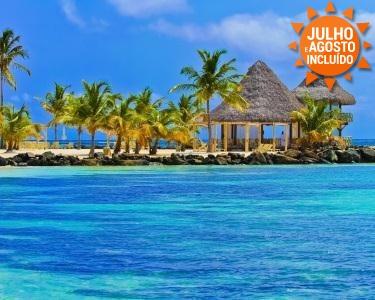 República Dominicana | Voos + 7 Noites 5* em TI - Punta Cana