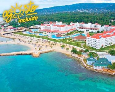 Jamaica - 7 Nts 5* T. Incluído c/ Voo no Verão