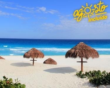 Riviera Maya - 7 Nts Tudo Incluído & Voo