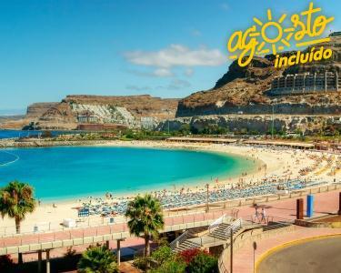 Gran Canaria - 7 Nts Meia Pensão c/ Voo Julho & Agosto