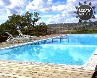 Verão em Montargil - 1, 2 ou 7 Noites com Praia Privativa e Aventura