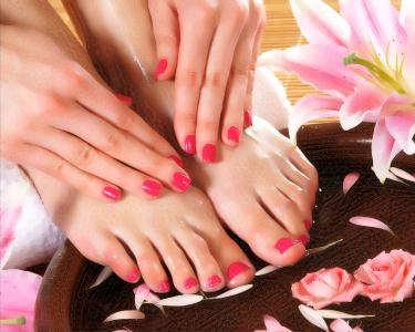 Spa Beauty Nails - Manicure & Pedicure com Parafina - Centro de Lisboa
