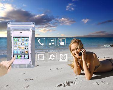 2 capas para telefone Smartphone | Impermeável & Funcional