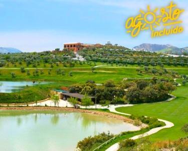Sul de Espanha - Hotel Antequera Golf 4*