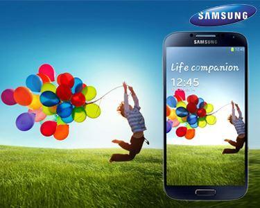 Smartphone Samsung Galaxy S4 – GT-I9505 4G