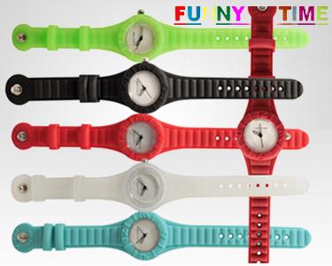 3 Relógios Coloridos | Funny Time