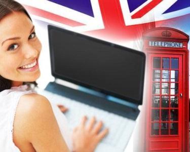 Curso Online de Inglês + Aulas por Videoconferência 24h/dia  | 1 Mês