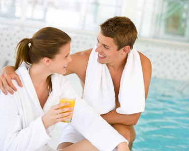 Spa Sensation for Two | Pausa de 3h no Holmes Place