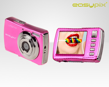 Máquina Fotográfica Easypix