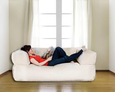Sofá Design & Conforto | Disponível em 3 Cores