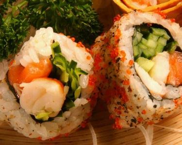Jantar a Dois no Estado Líquido Sushi Lounge