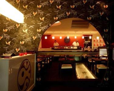 Sushi Lounge no Estado Líquido