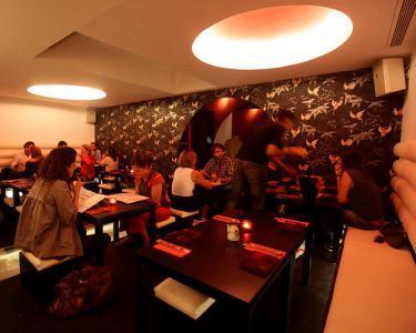Jantar de Charme a dois | Sushi Lounge