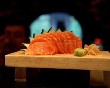 Jantar de Charme no Estado Líquido Sushi Lounge