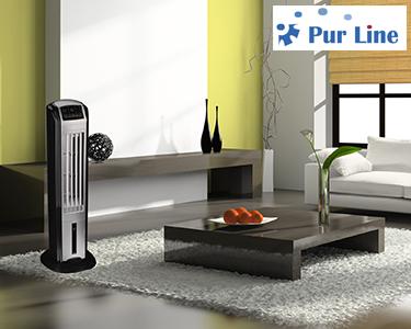Climatizador Evaporativo Rafy 80 Purline | Arrefece&Purifica o ar