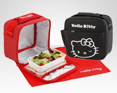 Lancheira Hello Kitty - Escolha a sua