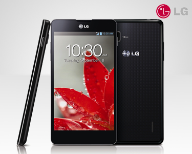 SmartPhone LG E975 Maximo G