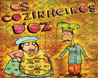 Os Cozinheiros d´Oz - Musical Infantil