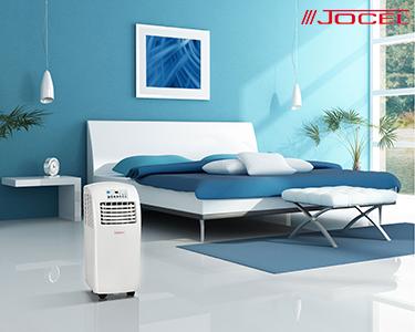 Ar Condicionado Portátil Jocel | Refresque-se em todas as Divisões