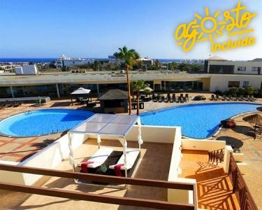 Vital Class Lanzarote 4* - 7 Nts Pensão Completa ou T. Incluído