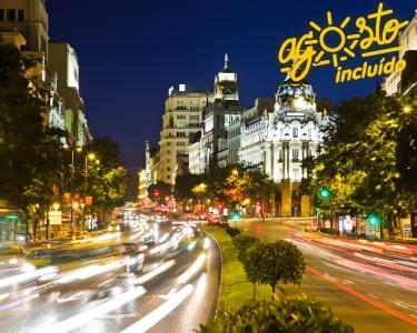 Madrid | 2 Nts Best Western Mayorgazo 4* + Madrid City Tour