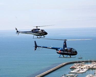 Passeio de Helicóptero - Baía de Cascais | Apaixone-se!