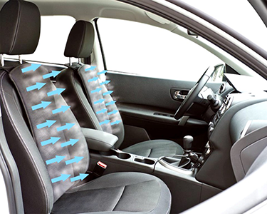 Fresh Driver | Ventilação no Seu Carro