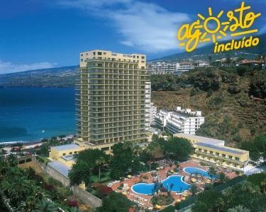 Verão em Tenerife - 7 Noites T. Incluído  c/ Voo