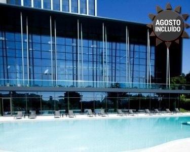 Meliã Braga Hotel & SPA 5* | Noite VIP ou Fuga com Jantar