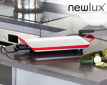 Placa Cerâmica Grill Newchef | Cozinha no Interior ou Exterior