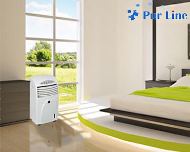 Climatizador Evaporativo Purline | Ar Fresco e Purificado