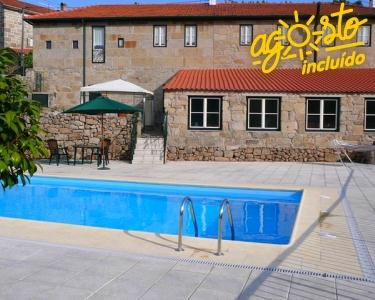 Férias no Douro em Casa Exclusiva - 7 Nts até 12 Pessoas