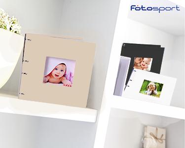 Foto-Livro Clássico | 20 Páginas & Recolha em 40 lojas da Fotosport