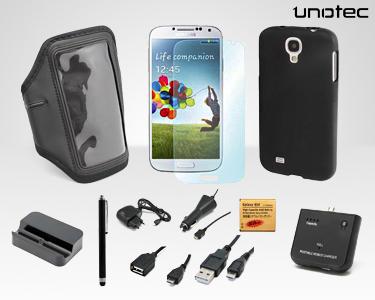 Pack Galaxy S4   Essencial OU Premium - Escolha o Seu