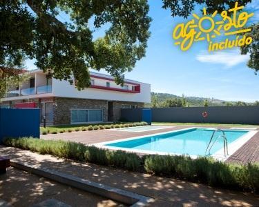 4 Noites de Verão em Meia Pensão | Hotel Santa Margarida 4*