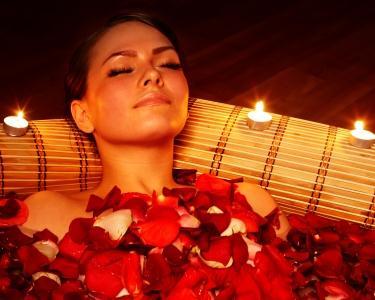 Ritual Spa - Banho de Jacúzi com Aromaterapia e Massagem Relax