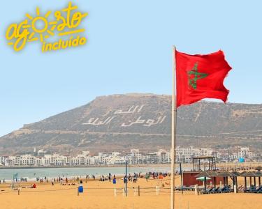 Marraquexe & Agadir - 7 Nts M. Pensao c/ Voo em Agosto
