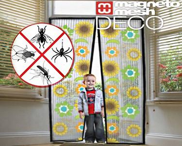 Rede Anti-Mosquitos   Magneto Mesh