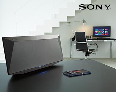 Coluna Wireless Bluetooth 40W   Sony®