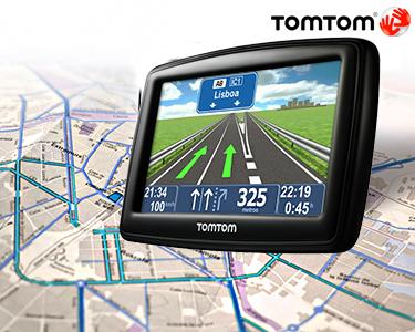 GPS TomTom - XL v4 Iberia