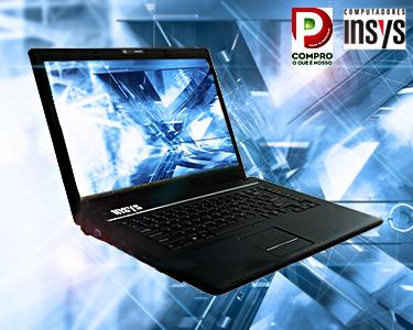 Portátil 15,4' Widescreen | Linux ou Windows 7