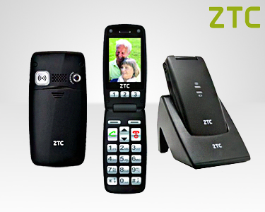 Telemóvel C300 - Senior Phone
