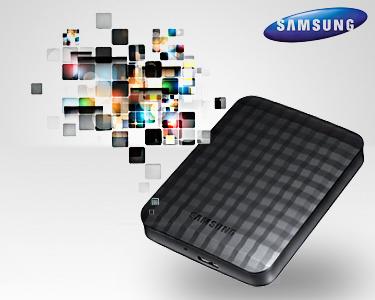 Disco Externo Samsung Slimline 1TB