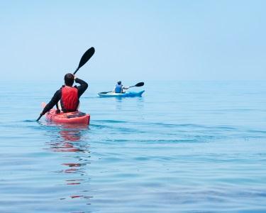 A Rota dos Fortes | Passeio de Kayak pela Linha de Cascais | 2 horas