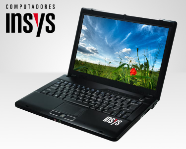 Portátil INSYS 8724SR & Modem 3G interno | Profissional em Viagem