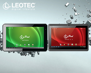 Tablet Leotec 7'' - 4GB ou 9'' - 8GB | Wireless e Android